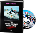 Powell Bones Brigade Special Edition DVD / Bones Brigade Video I