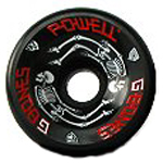 Powell Peralta G-Bones Black 97a / 64mm