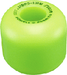 Powell Peralta Mini Cubic Green 95a / 64mm