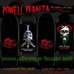 Powell Peralta Black Out Mike McGill Re-Issue Deck