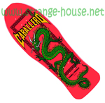 Powell Peralta Steve Caballero Chinese Dragon Re-Issue Deck Pink