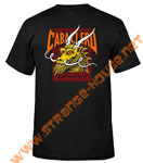 Powell Peralta Steve Caballero Street Dragon T-Shirt Black/ MD