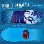"Powell Peralta Animal Chin 30 Years Deck 9.94"" x 30"""