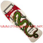 Powell Peralta Steve Caballero Chinese Dragon Re-Issue White