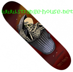 "Powell Peralta Garbage Can Skelly 8.25"" x 31.875"" Deck"