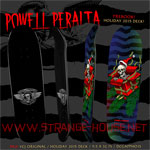 "Powell Peralta Holiday 2015 Ripper 9.5"" Deck"