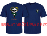 Powell Peralta Mike McGill Skull and Snake T-Shirt - Royal / LG