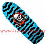 "Powell Peralta OG Ripper 3 Re-Issue Deck 10"" x 31"" Lt. Blue"