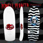 "Powell Peralta OG Ripper Re-Issue for 2016 - 10"" x 31"""