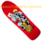 "Powell Peralta Ray Barbee Hydrant Re-Issue 9.7"" Deck - Red"