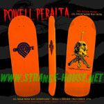 "Powell Peralta Ray ""Bones"" Rodriguez Snub Nose Re-Issue / Orange"