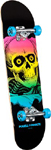 "Powell Peralta Ripper Black Light Blue Fade 8.0"" K12 Complete"