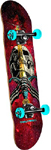 "Powell Peralta Skull & Sword Cosmic Red 7.88"" K12 Complete"