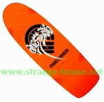 "Powell Peralta Jay Smith Brite Lite Re-Issue 10.0"" Deck / Orange"