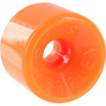 Powerflex 5 Wheels - 63mm / 88a - Orange