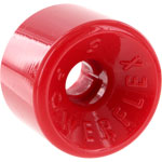 Powerflex 5 Wheels - 63mm / 88a - Red