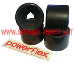 Powerflex 5 Wheels - 63mm / 96a - Black / Limited Edition
