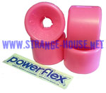 Powerflex 5 Wheels - 63mm / 88a - Pink / Limited Edition