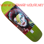 Prime Jason Adams / Jason Lee / Bowie Tribute Deck Ltd. Lime