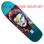 Prime Jason Adams / Jason Lee / Bowie Tribute Deck Ltd. Teal