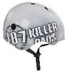 The 187 Pro Helmet Clear / XL