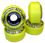 Rainskates Killer Bee 59mm/98a Double Conical Wheels