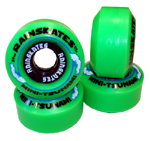 Rainskates Mini Tsunami 95a Double Conicals