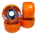 Rainskates Mini Tsunami 59mm/85a Orange Wheels