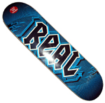 Real Team Deck Blue 7.87