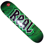 Real Team Deck Green 7.6