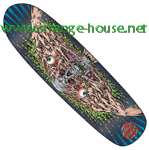 Santa Cruz Facial 9.0 Powerply Deck