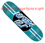 "Santa Cruz Sid Melvin Pro Dot Powerply 8.125"" Deck"