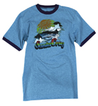 Santa Cruz Cypress T-Shirt Large