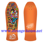 Santa Cruz Jeff Grosso Toy Box Re-Issue Candy Orange