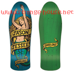 "Santa Cruz Jason Jessee Mermaid 10.2"" Deck"