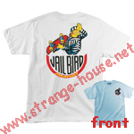 Santa Cruz Simpson's Jail Bird T-Shirt White Medium