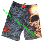 Santa Cruz Street Creep Board Shorts Size 32