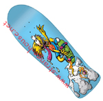 "Santa Cruz ""Bart Slasher"" Ltd. Edition Deck / 500th Episode"