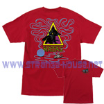 SMA Natas Small (or Kitten) T-Shirt / Red / Large