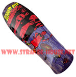 "Schmitt Stix Joe Lopes BBQ 9.75"" Deck Modern Concave - Purple"