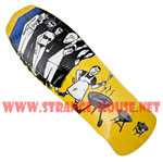 "Schmitt Stix Joe Lopes BBQ 9.75"" Deck Modern Concave - Yellow 2"
