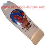 "Schmitt Stix Joe Lopes Crystal Ball 9.75"" Deck - White Dip NC o"