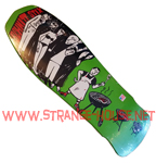 "Schmitt Stix Joe Lopes BBQ 10.0"" Deck - Green Dip w/ White Art"