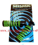 Seismic Replacement Springs - Green / Super Light / Set of 2