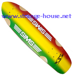 Sims Competition Rasta Deck