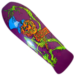 Sims Eric Nash Pumpkin Purple Deck