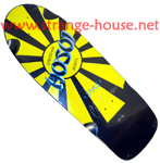 Sims Hosoi Rising Sun Ltd Ed Black/Yellow # 13 of 150