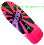 Sims Hosoi Rising Sun Ltd Ed Pink/Black # 13 of 150