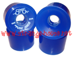 Sims Pure Juice Competition Wheels / Blue / 66mm / 84a