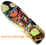 "Sims Screamer 2 Natural 9.25"" Deck"